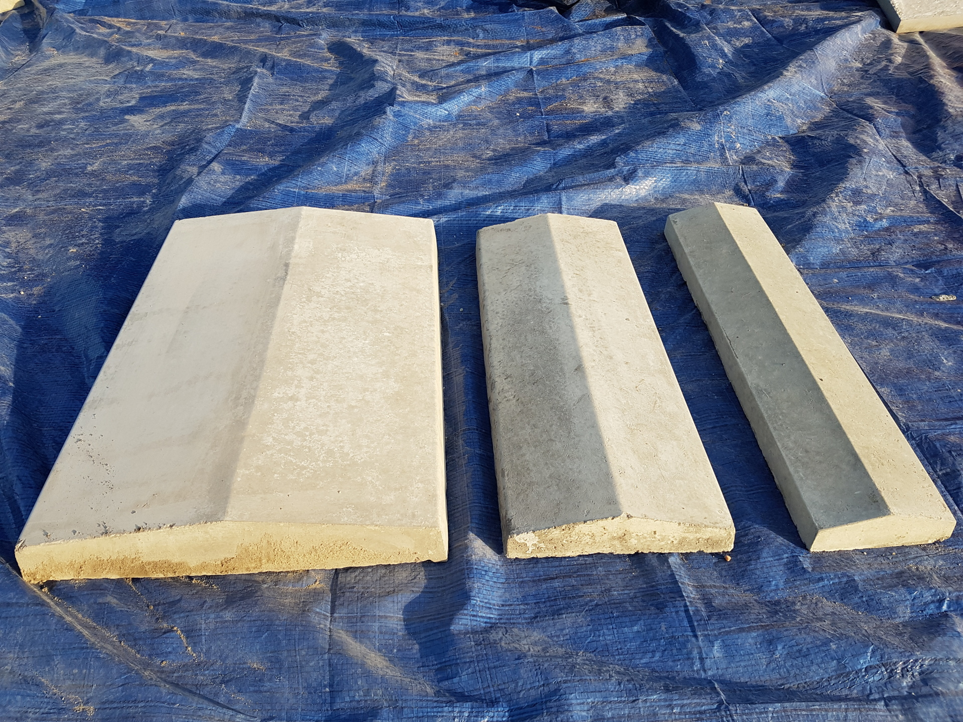 Concrete Coping stones Basildon