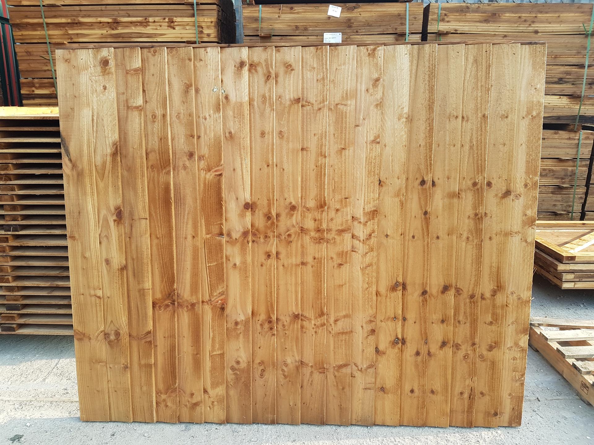 Wooden Fence Panels Pitsea Basildon