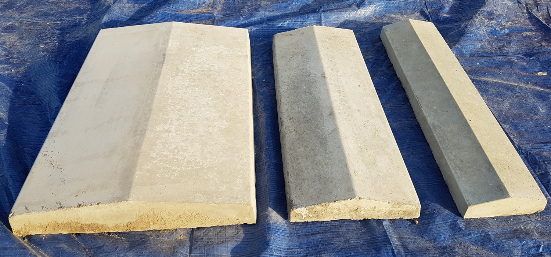 Concrete Coping stones Basildon